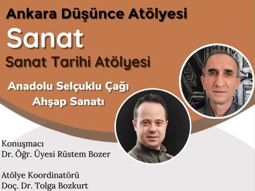 Anadolu Selçuklu Çağı Ahşap Sanatı