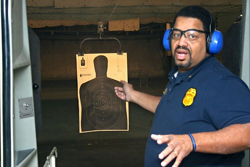 Armed Security Officer Course (Blue Card)