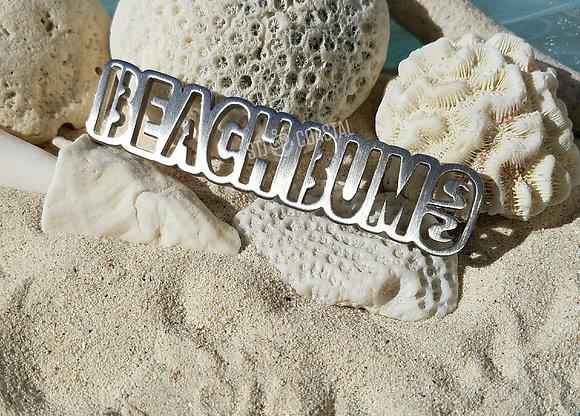 Beach Bum Plaque