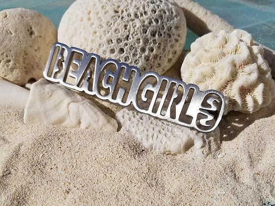 Beach Girl Plaque