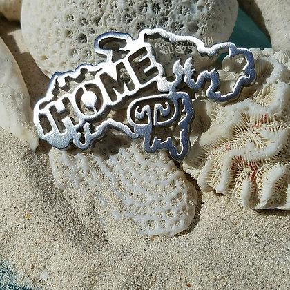 Island Shape w/ Home