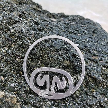 Petroglyph in Circle