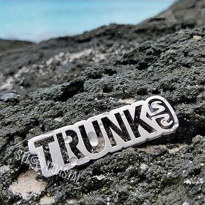Trunk Bay Plaque