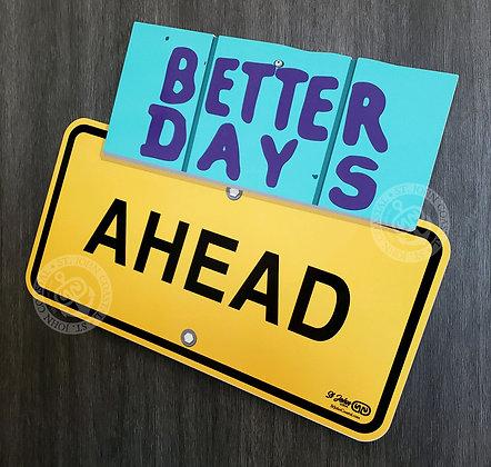 St John Signs: Better Days Ahead