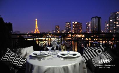 Benjamin Le Moal Chef Paris