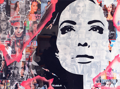 Angelina Jolie : Pasty Pop & Paint Collection 2019