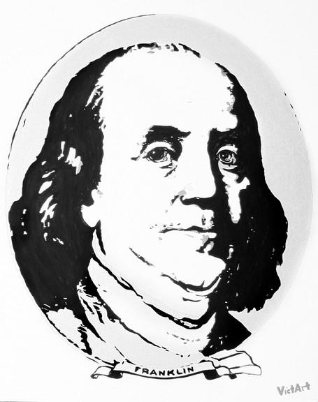 Benjamin Franklin / 2015