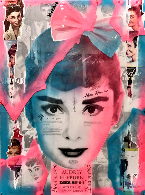 Audrey Hepburn : Digi Pop Collection 2020