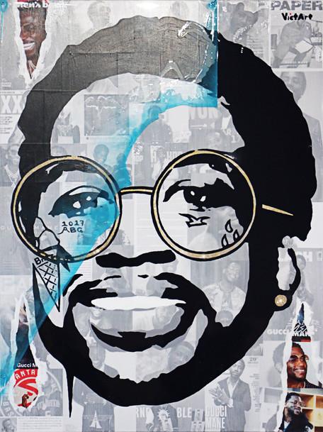 Gucci Mane : Pasty Pop & Paint Collection 2019