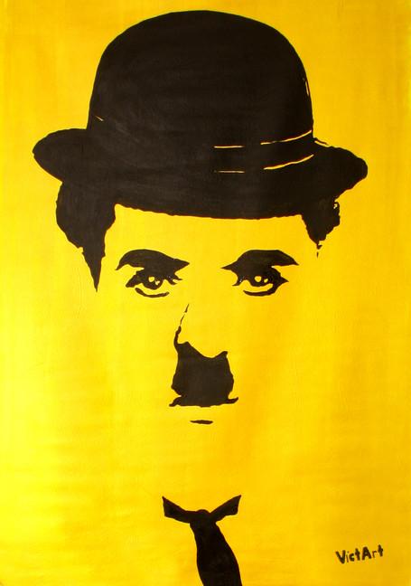 Charlie Chaplin / 2011