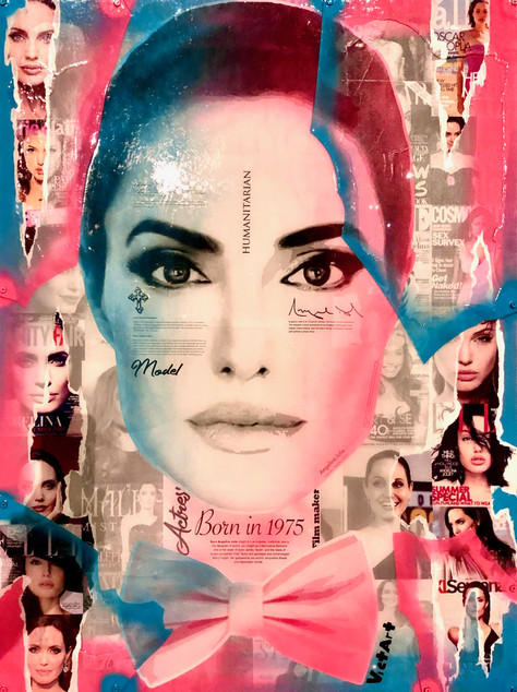 Angelina Jolie : Digi Pop Collection 2020