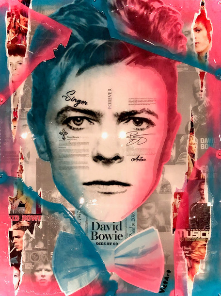 David Bowie : Digi Pop Collection 2020
