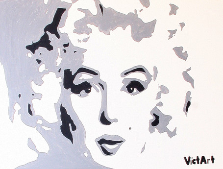 Marylin Monroe #2 / 2012