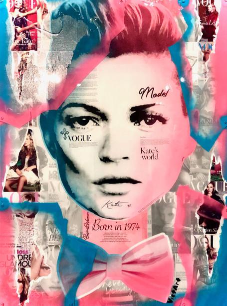 Kate Moss : Digi Pop Collection 2020