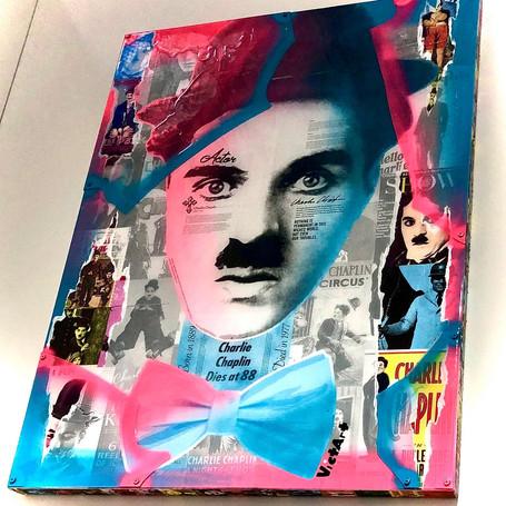Charlie Chaplin : Digi Pop Collection 2020
