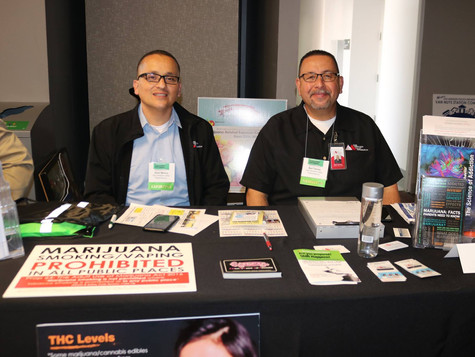 San Fernando Valley Partnership Inc.'s Exhibitor Booth at CSUN