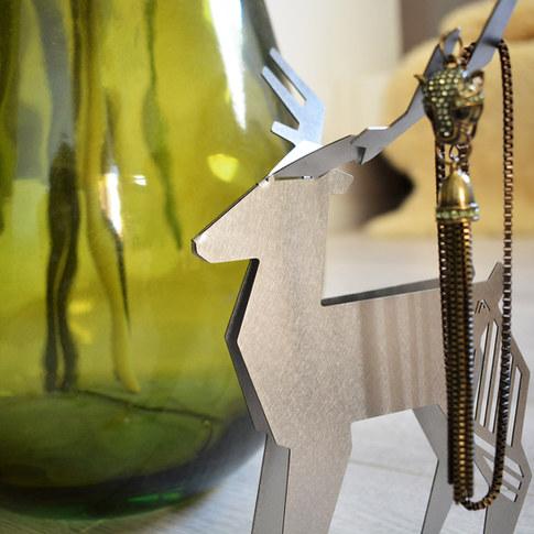 DEER - jewelry holder
