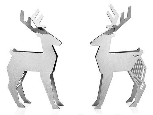 מתלה תכשיטים מעוצב בצורת אייל נורדי