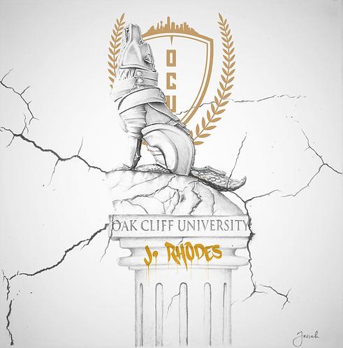 Oak Cliff University - J. Rhodes