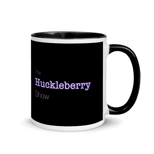 Huckleberry Coffee Mug