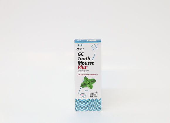 Tooth Mousse Plus Single 40g Tube Mint