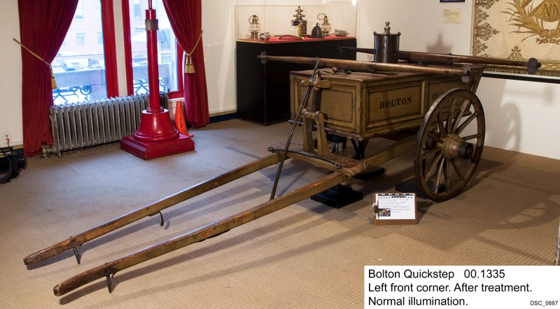 Bolton Quickstep Fire Engine