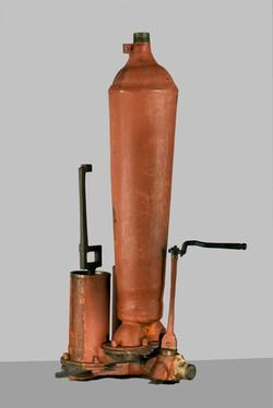 1750's Newsham & Ragg Fire Engine