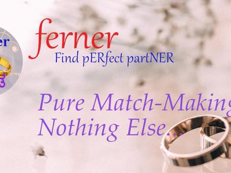 What makes Ferner - best Kannada matrimony app?.