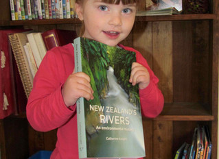 'Rivers' has arrived, and it looks great!
