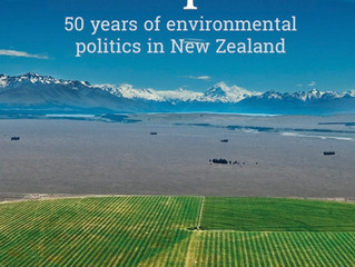 """""""Beyond Manapouri is an important, highly readable and hard-hitting book"""""""
