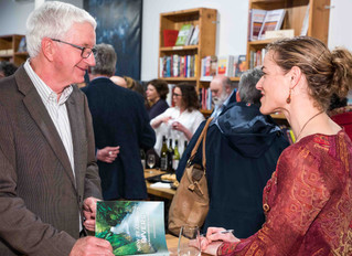 Launch of New Zealand's Rivers a success