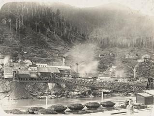 Brunner coal mine - holiday destination?