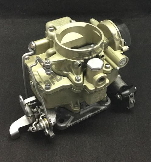 carter wgd carburetor manual