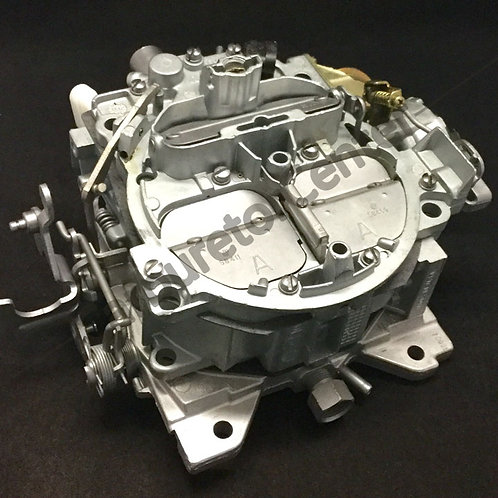 1981 Pontiac Quadrajet Carburetor 301ci w/Turbo *Remanufactured
