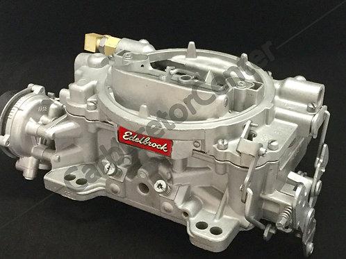 1409 Edelbrock 600 CFM Marine Carburetor *Remanufactured