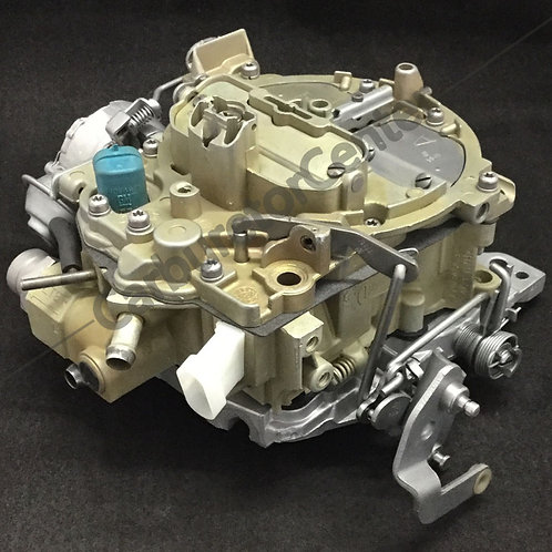 1981-1986 Pontiac Quadrajet Carburetor 5.7 Liter *Remanufactured