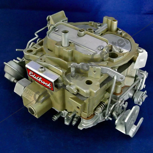 1901 Edelbrock 795 CFM Quadrajet Carburetor *Remanufactured