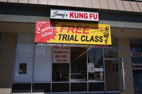 Kung Fu Studio in San Jose