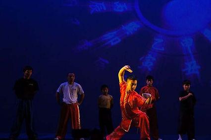 Kung Fu Peformance