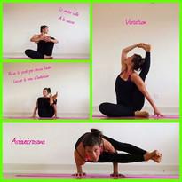 #yoga #asana #vinyasa #coupdpouces #love
