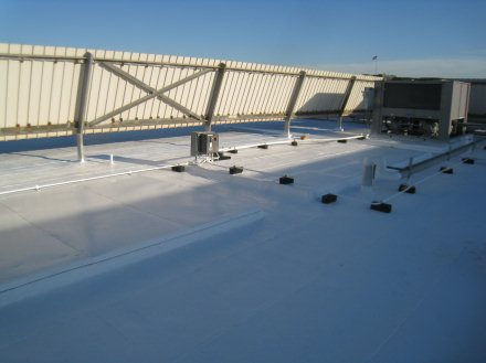 T M Willey Construction Licensed Contractor Gaco Roof