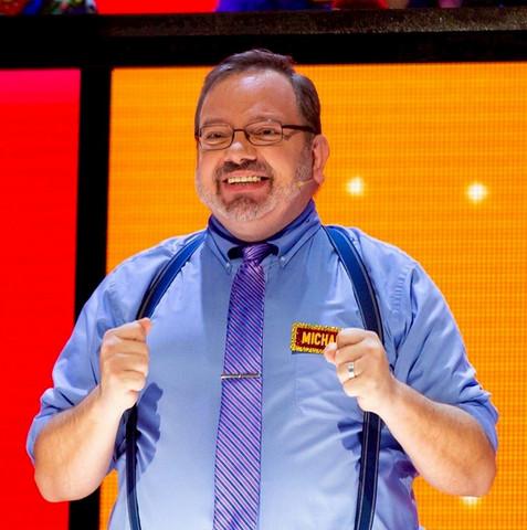Presentator Michael Diederich