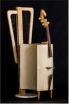 Muziekinstrumenten tentoonstelling en presentatie