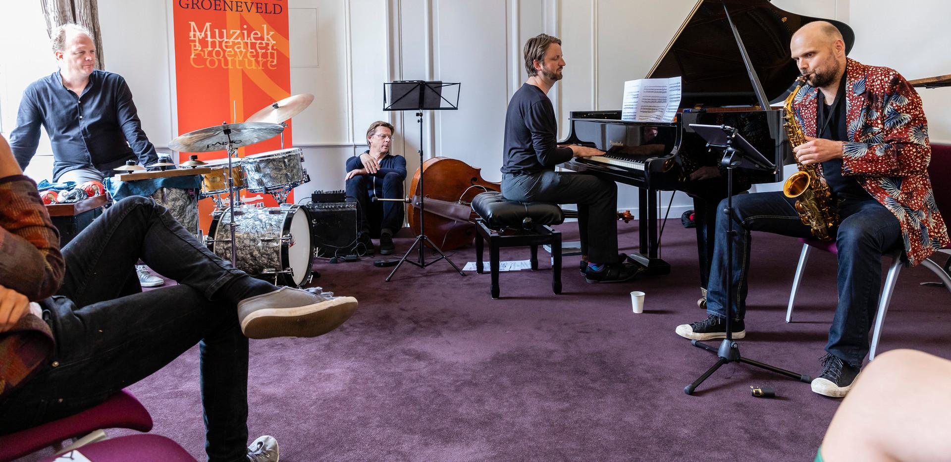 Rembrandt Frerichs Trio met Ties Mellema