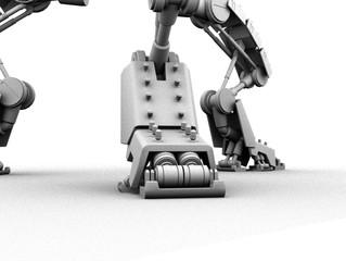 WIP - Landing Gear Legs