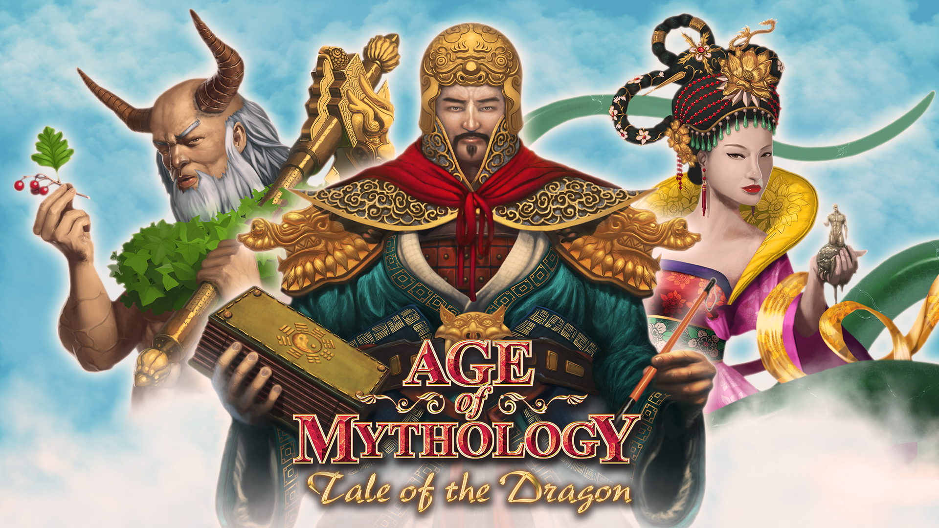 Age of Mythology: TotD