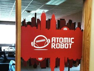 Atomic Robot Branding