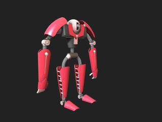 Gallman Bot Turnaround
