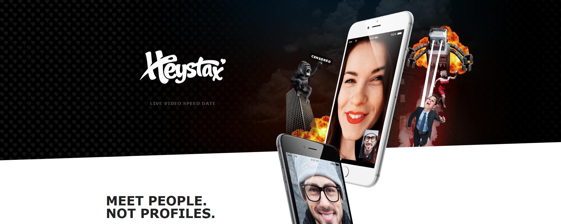 Heystax App
