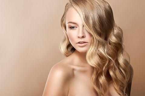 Beauty Woman Portrait. Beautiful Spa Gir
